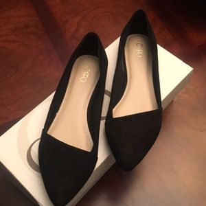 Women's CATO FLATS, Dress shoes.